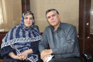 صحبت با رئیس اتحادیه صنف کفاشان و همسرشان