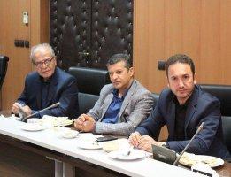 جلسه کمیته پشتیبانی مراسم اربعین حسینی استان البرز