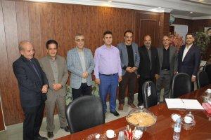 ترکیب اعضای کمیسیون بازرسی اتاق اصناف تعیین شد .