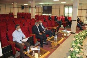 کارگاه آموزشی و توجیهی سامانه بهین یاب ویژه مدیران اجرایی اتحادیه های صنفی کرج برگزار شد .