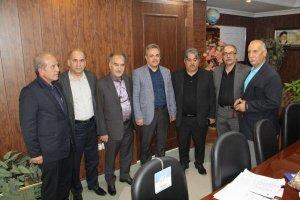 انتخابات داخلی کمیسیون بودجه وتشکیلات اتاق اصناف برگزار شد.