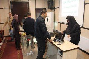 انتخابات اتحادیه صنف چايخانه داران سنتى و طباخان شهرستان کرج برگزار شد