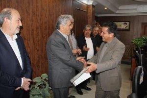 انتخابات داخلی کمیسیون امور اقتصادی اتاق اصناف برگزار شد