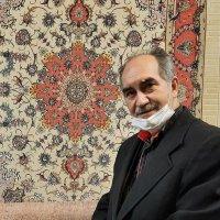گفتگو با رئیس اتحادیه صنف فرش فروشان و قالی شویان کرج