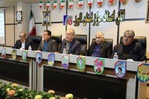 اجلاس ماهیانه نمایندگان اتحادیه های صنفی مرکز استان البرز برگزار شد