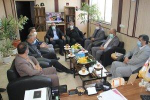 قدردانی هیات رئیسه اتاق اصناف از سبزپوشان نیروی انتظامی