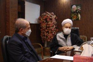 دومین نشست اعضای کارگروه اصناف و بازاریان در گرامیداشت چهل و دومین سالگرد پیروزی انقلاب اسلامی برگزار شد