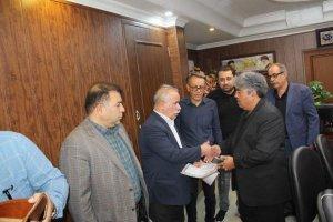 انتخابات داخلی کمیسیون امور اجتماعی و فرهنگی اتاق اصناف برگزار شد