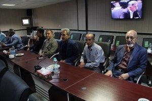 بررسی مشکلات خاص اصناف در نشست با فرماندار کرج