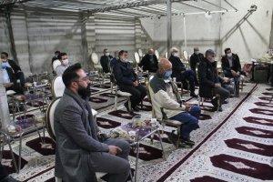 نشست هم اندیشی و ابلاغ نرخ نامه خدمات قالیشیویی ها در کرج برگزار شد