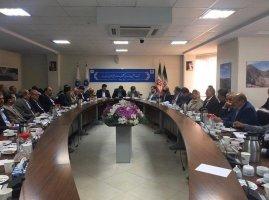 شصت و هشتمین جلسه شورای گفتگوی دولت و بخش خصوصی برگزار شد