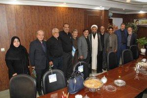 انتخابات داخلی کمیسیون حل اختلاف و تشخیص اتاق اصناف برگزار شد .