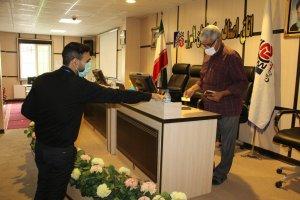 انتخابات اتحادیه صنف كانال و تانكرسازانشهرستان کرج برگزار شد