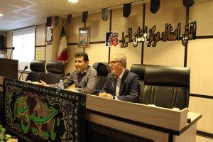 انتخابات اتحادیه صنف دستگاههاى مخابراتى ،ارتباطى و لوازم جانبى شهرستان کرج برگزار شد