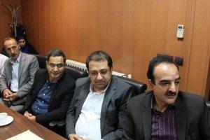 پنجمین جلسه کمیته پشتیبانی مراسم اربعین حسینی برگزار شد