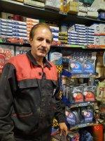 گفتگو با احمد سرخوش رئیس اتحادیه تعویض و فروش روغن و آپارات