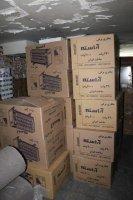 جمع آوری هدایا و کمک های خیران اصناف کرج به مناطق سیل زده استان سیستان و بلوچستان