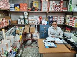 حاج علی شیرازی پیشکسوت صنف الکتریک کرج : ناامیدی و دست کشیدن از کار ، برایم مفهومی ندارد
