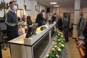 انتخابات اتحادیه صنف سوپرمارکت داران شهرستان کرج برگزار شد