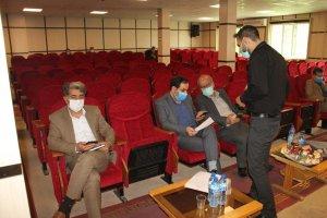 انتخابات اتحادیه صنف كانال و تانكرسازان  شهرستان کرج برگزار شد