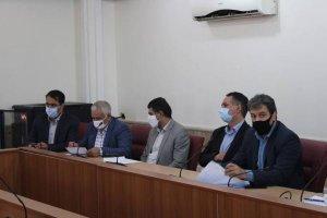 کارگروه استانی تنظیم بازار در استانداری البرز برگزار شد